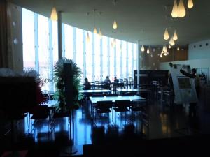 芸術館カフェ