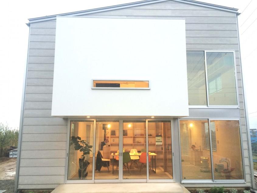 2014 attahouse 上田市古里の家