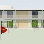 2015 長野市中御所の2世帯の家(2016.11竣工)