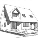 2017 上田市のモデルハウス基本デザイン