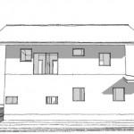 2017 青木村村松の家(2018.08竣工)