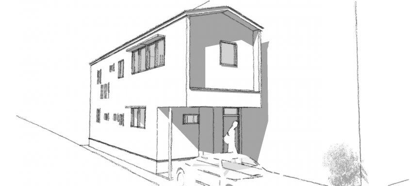 2018 上田市松尾町の家(2018.10竣工)
